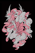 Sisters Tシャツ -pink/sizeL-
